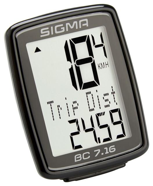 Fahrradcomputer Programmieren : Sigma sport bc fahrradcomputer kabelgebunden online kaufen